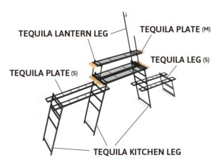 tequila kitchen leg 1
