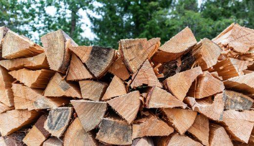 薪はネット購入がおすすめな理由3つ!焚火が数倍楽しくなる薪もご紹介!