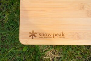 snowpeak table8