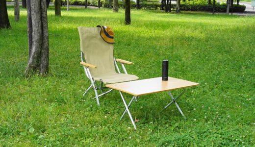 衝撃的な開閉構造!スノーピークのワンアクションテーブルは設置のしやすさNo. 1